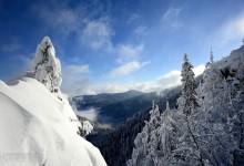 Wie liebe ich doch den Schnee